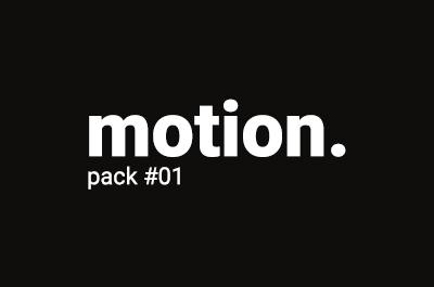 Motion Pack 01