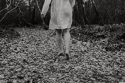 Passos na floresta